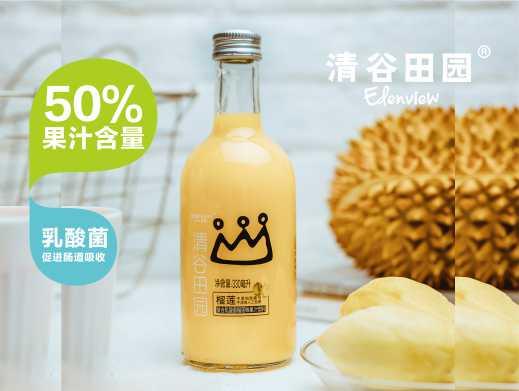 50%复合乳酸菌榴莲汁饮料