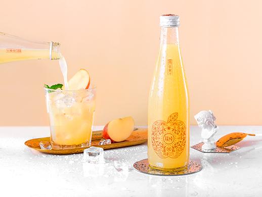 枝纯100%苹果汁