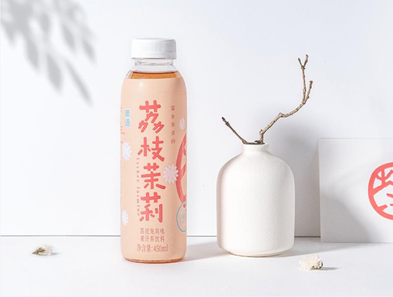 荔枝茉莉味果汁茶饮料